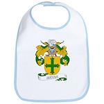 Meyra Coat of Arms Bib