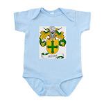 Meyra Coat of Arms Infant Creeper