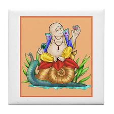 Buddha Fairy Tile Coaster