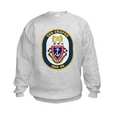 USS Chafee DDG-90 Navy Ship Sweatshirt
