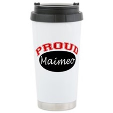 Proud Maimeo Travel Mug