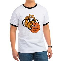 Tiger Basketball T