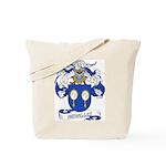 Miralles Coat of Arms Tote Bag
