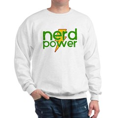 Nerd Power Sweatshirt