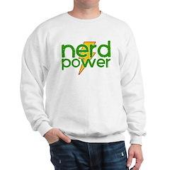 Nerd Power Sweatshirt