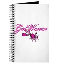 Girl Warrior Boxer Journal