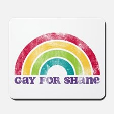 Gay For Shane Mousepad