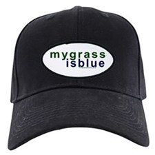 My Grass Is Blue #11 Baseball Hat