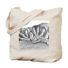 Unique Sugar glider Tote Bag