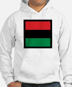 Red Black Green 1 Hoodie