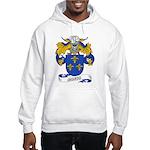 Monso Coat of Arms Hooded Sweatshirt