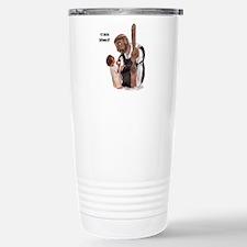Saint Martin DePorres OP Travel Mug