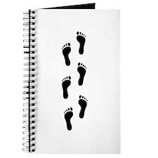 Footprint - Feet Journal