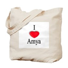 Amya Tote Bag