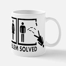 Problem solved - Woman Mug