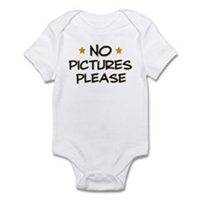 No pictures please - Photo Infant Bodysuit