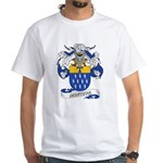 Montoya Coat of Arms White T-Shirt