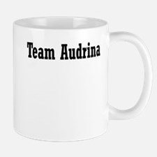 Team Audrina Mug