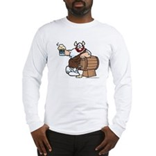 Hagar and Keg Long Sleeve T-Shirt