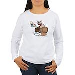 Hagar and Keg Women's Long Sleeve T-Shirt