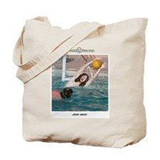 Jesus Saves-Water Polo Tote Bag