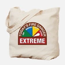Wildland Fire Tote Bag