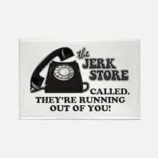 the Jerk Store Seinfeld Rectangle Magnet