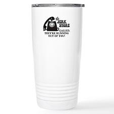 the Jerk Store Seinfeld Travel Mug