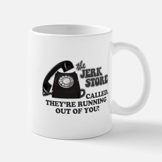 the Jerk Store Seinfeld Mug