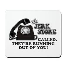 the Jerk Store Seinfeld Mousepad