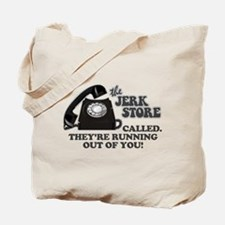 the Jerk Store Seinfeld Tote Bag