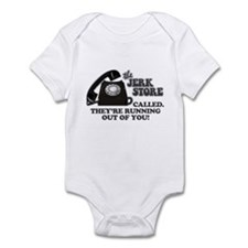 the Jerk Store Seinfeld Infant Bodysuit