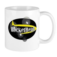 Official RocketHead Gear! Mug