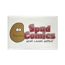 Spud Comics Rectangle Magnet (10 pack)