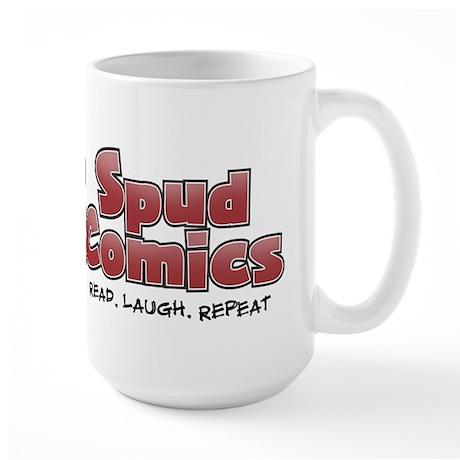 Spud Comics Large Mug