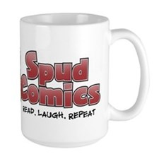 Spud Comics Mug