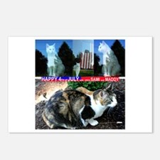 Sami and Maddy Postcards (Package of 8)