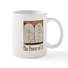 Jewish Power of 10 Mug