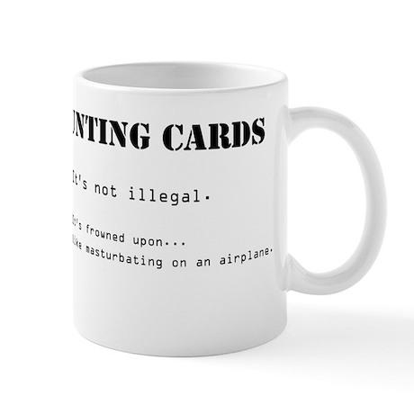 CountingCards Mugs