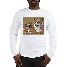 Corgies Long Sleeve T-Shirt