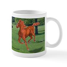 Thoroughbred Horses Mug