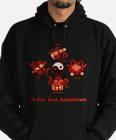 Four Great Accomplishments Hoodie