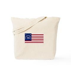 "Bennington Flag ""OPSEC"" Tote Bag"