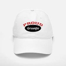Proud Grumps Baseball Baseball Cap