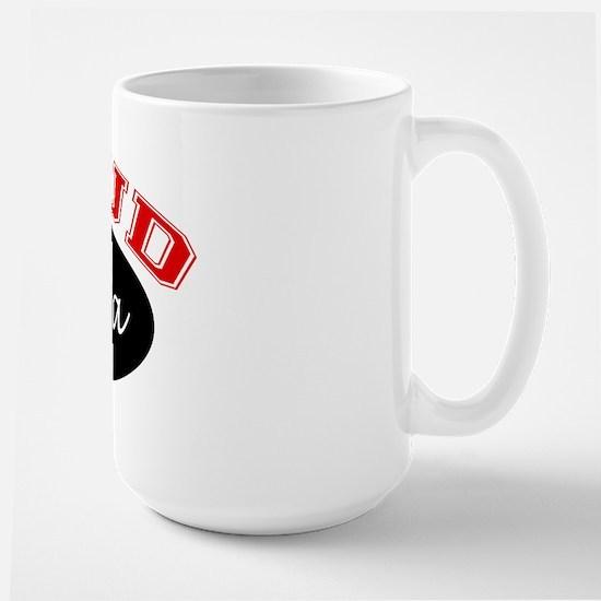 Proud Grumpa Large Mug