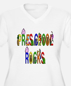 Preschool Rocks T-Shirt