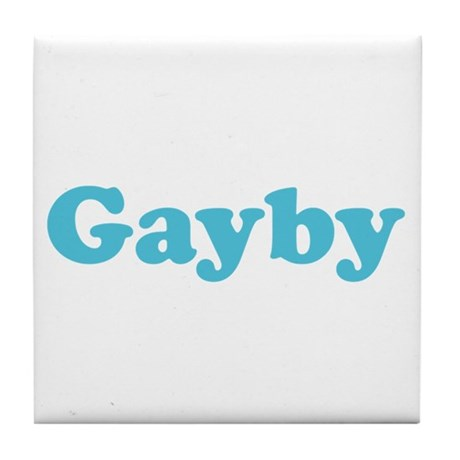 Gayby Tile Coaster