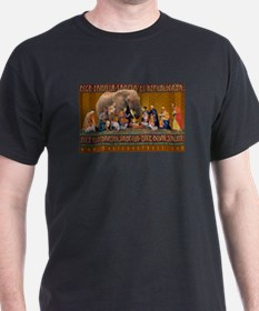 The Holy Republican Family T-Shirt