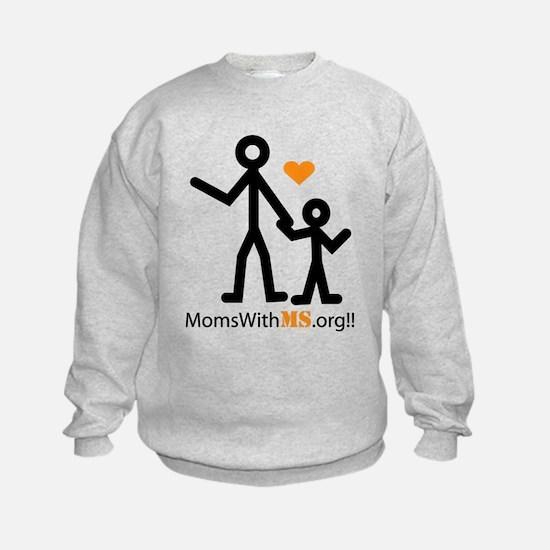 Cute Multiple sclerosis mom Sweatshirt