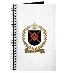 GOURDEAU Family Crest Journal